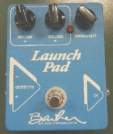 Barber Launch Pad