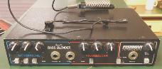 Fishman Bass Blender preamp Crown GLM200